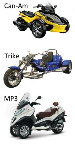 bijzondere driewielersverzekering